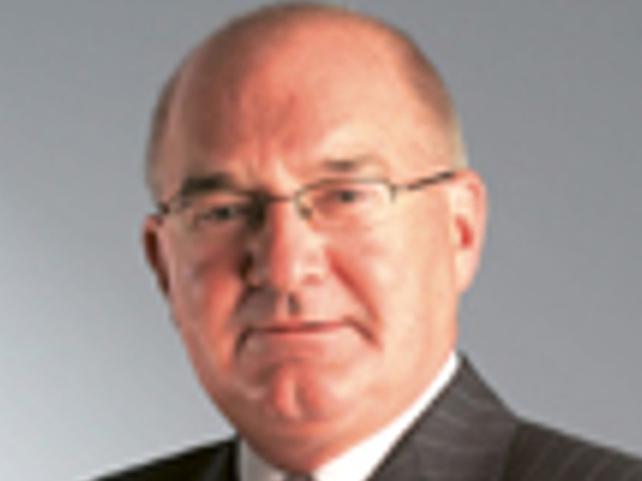 William McAteer - Resigned as finance director