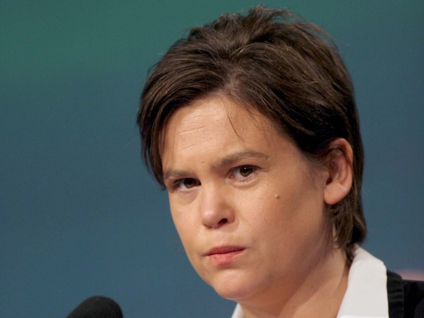 Mary Lou McDonald - Will be nominated as party vice president