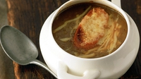 Classic French Onion Soup - Donal whips up this classic which is great for dinner parties or Sunday starters