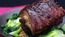 Guinness and Honey Glazed Belly of Pork