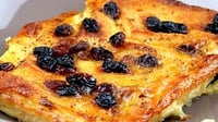 "Bread and Butter Pudding - Be prepared for: ""Did you make any more?"""
