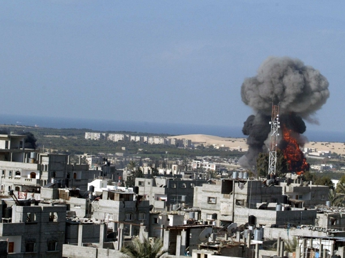 Gaza - UN says Hamas seized aid supplies