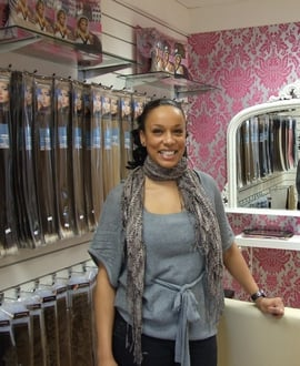 RTÉ.ie Fashion: Emilia Ogoo - Hair extensions specialist