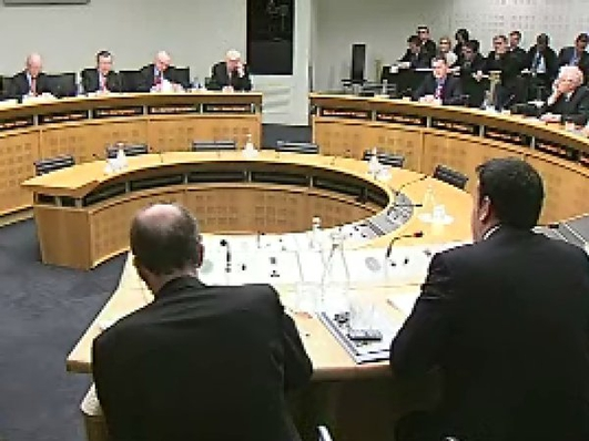 Bank of Ireland and Ulster Bank before the Oireachtas Finance Committee