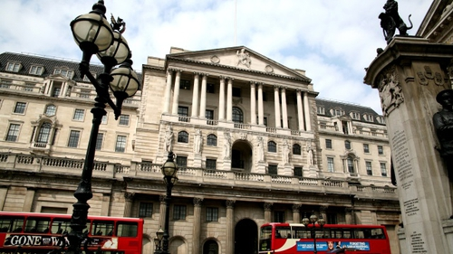 Bank of England financial crisis liquidity auctions cleared by fraud agency
