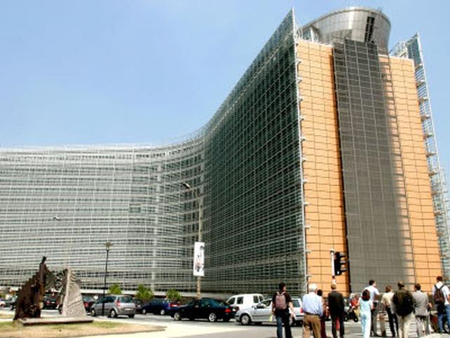 European Commission - Irish economic outlook revised sharply upwards