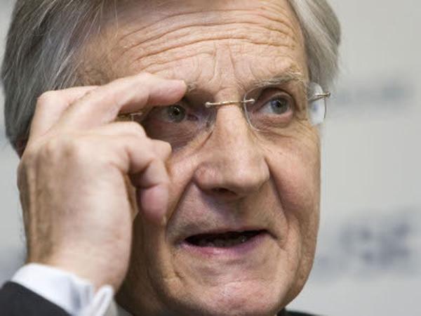 Jean-Claude Trichet - Greek deal makes him 'extraordinarily happy'