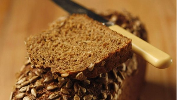 Give Richie Wilson's delicious bread recipe a try.