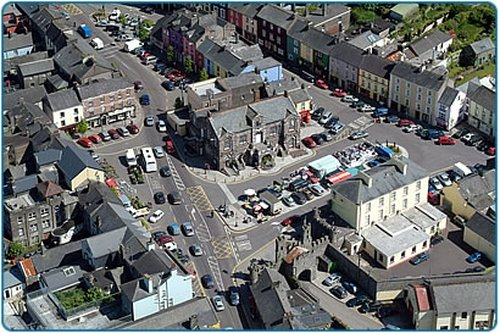 Macroom town square