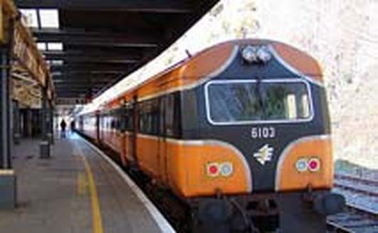 The Journey's On Us - Irish Rail Initiative