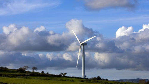 Microsoft, GE sign wind project deal in Ireland