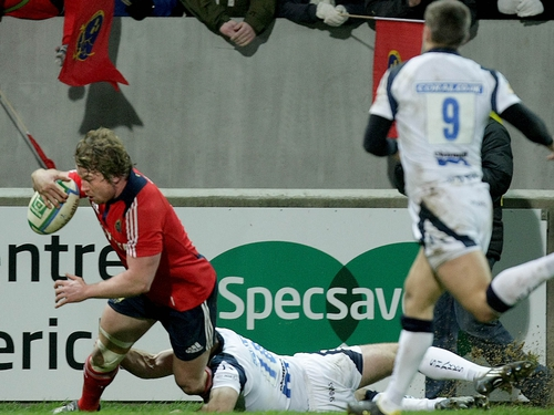 Jerry Flannery could be out for a month