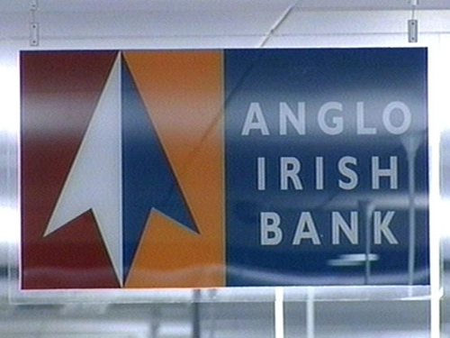 Anglo Irish Bank - External auditors criticised