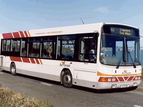 Bus Éireann - Reduction in fleet