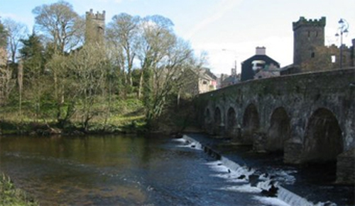 Sullane Weirs Macroom