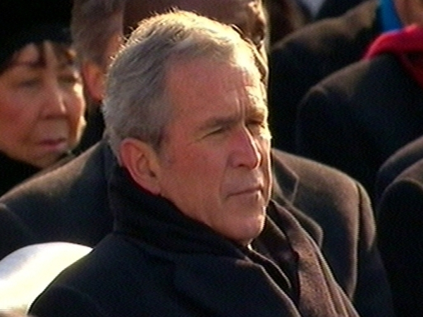 George W Bush - Questions over legal powers