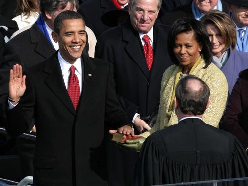 Barack Obama - 44th US President