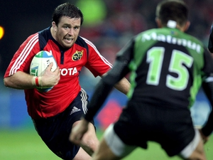 Marcus Horan in line for a starting XV place