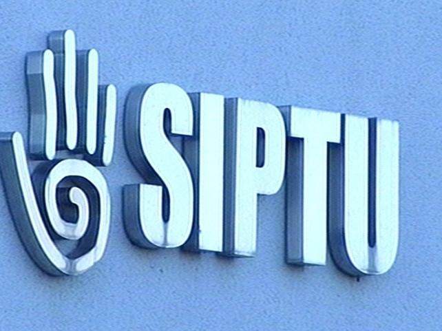 SIPTU - Attending LRC talks