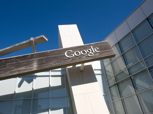 Google results - Overcoming the downturn