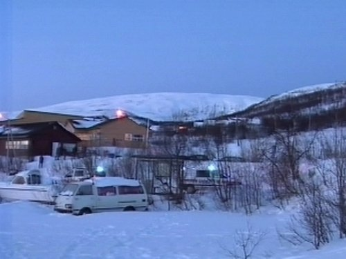 Tromso - Fatal shooting in school car park