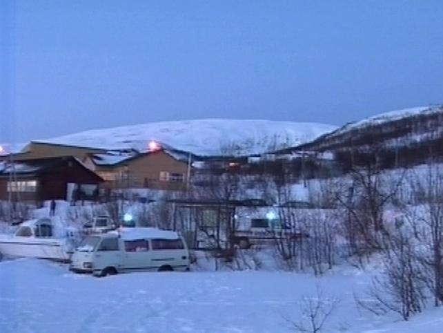 Tromso - Fatal shooting in school car park