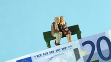 The €3 increase in the pension will be the first increase since 2009