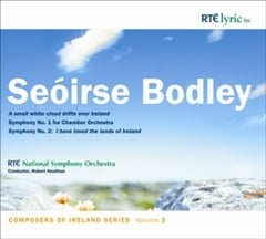Composers of Ireland Series Volume 3: Seóirse Bodley