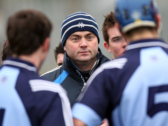 Dublin boss Anthony Daly