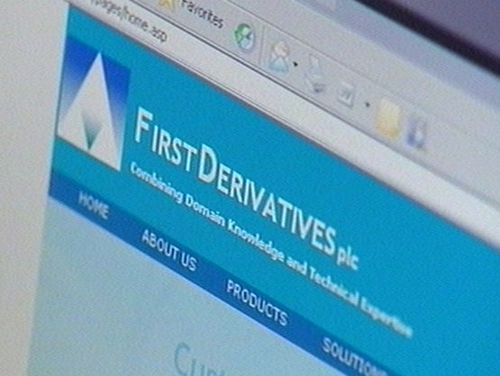 First Derivatives - Second acquisition in recent months