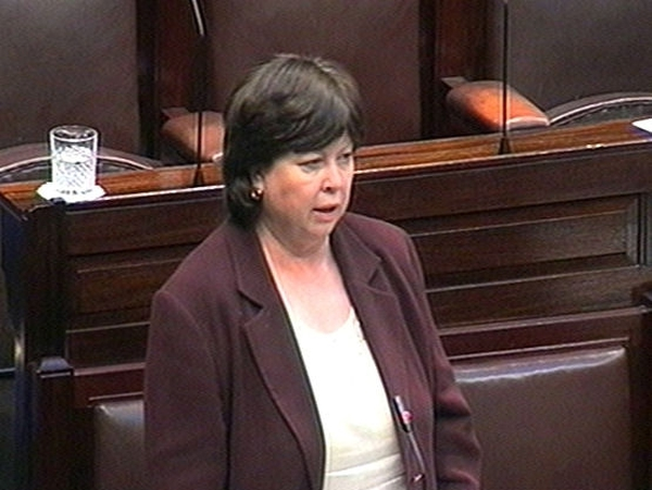 Mary Harney - Measures to protect whistleblowers
