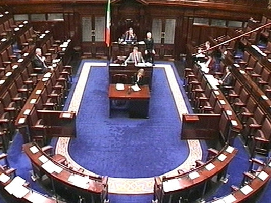 The business of Government and best use of Dáil time