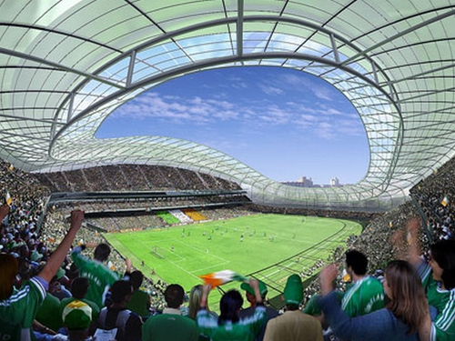Argentina will be the first away side to grace the Aviva Stadium turf