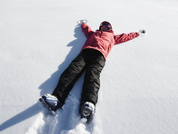 The White Stuff - Safety measure and playful tips for this unusual snowfall