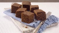 Sticky Ginger Loaf - A great treat with a cup of tea.