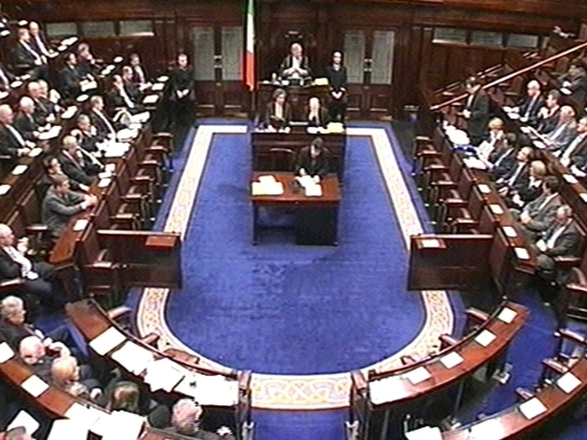 Dáil - Legislation on the levy to be published tomorrow