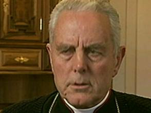 Bishop Richard Williamson - Fired over Holocaust remarks
