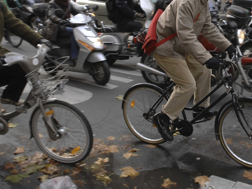 Cycling - New transport plan unveiled