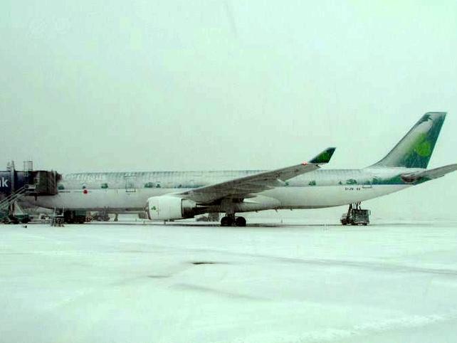 Dublin Airport - Flights cancelled