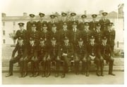 Garda Clerkin (3rd from the right, middle row)