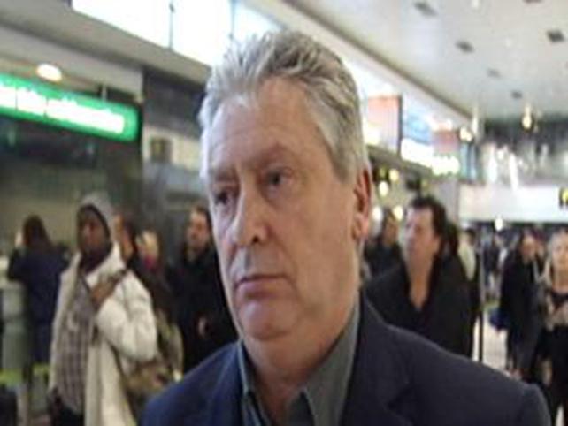Dublin Airport - A fed-up passenger