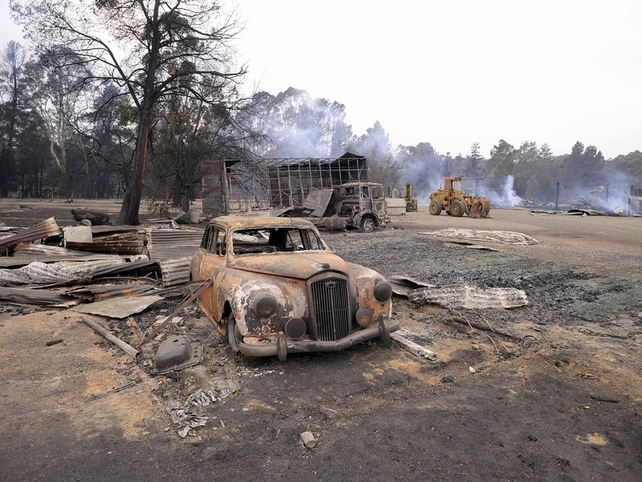 Australia - Fires could have been started deliberately