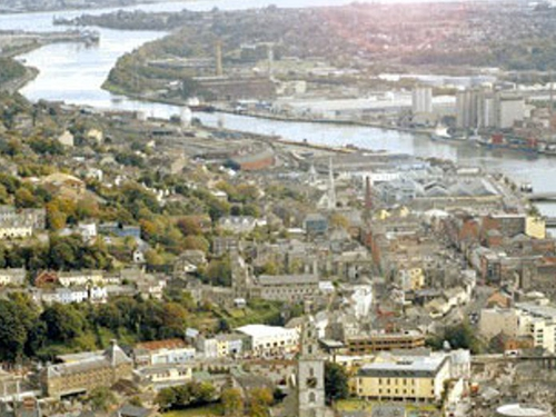 Cork City - At the top of its game
