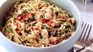 Seafood Linguine - A delicious seafood linguine.