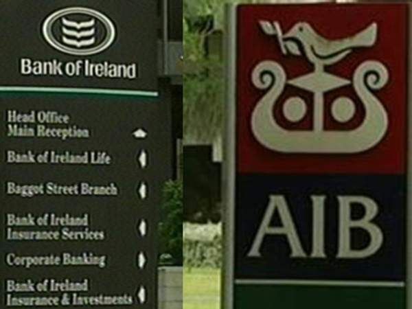 Bank of Ireland & AIB - More than €9bn may be needed