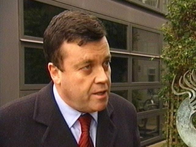 Brian Lenihan - Reforms to repair Anglo Irish damage