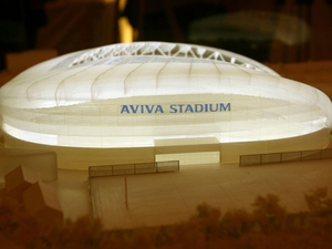 The new Aviva Stadium will be much in use after it opens on 7 August, 2010