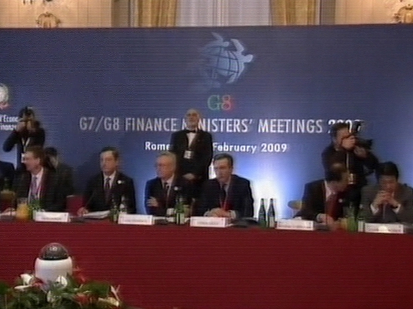 G7 - Meeting in Rome