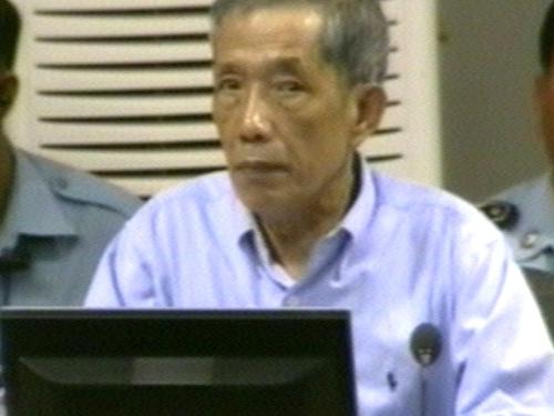 Kaing Guek Eav - Expressed remorse for crimes