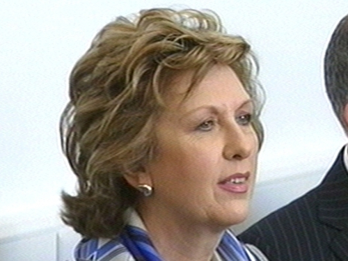 Mary McAleese - Attending events in New York